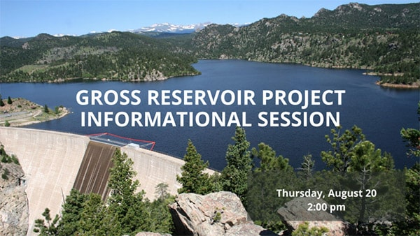 Gross Reservoir Expansion Update