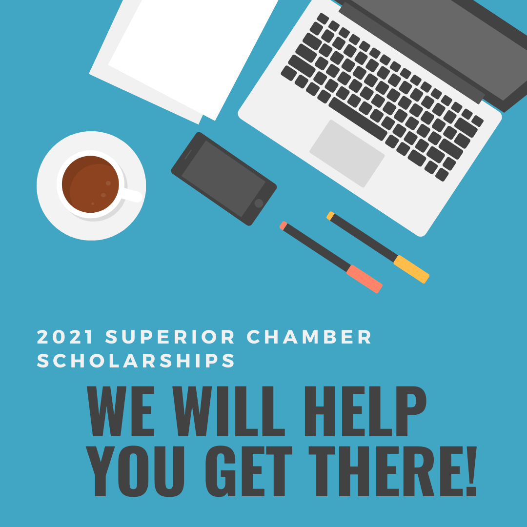 2021 Superior Chamber Scholarships