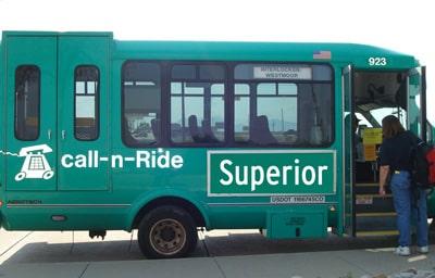 Superior Call-n-Ride