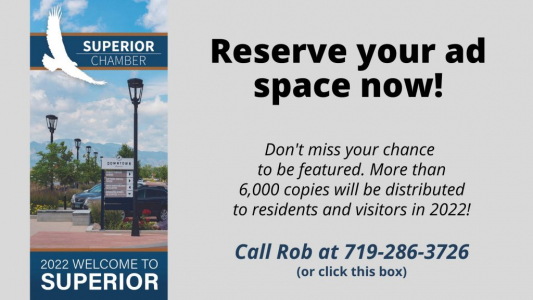 Reserve Your Ad Space Now
