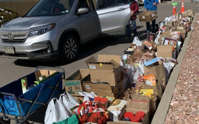 Food drive exceeds all expectations!