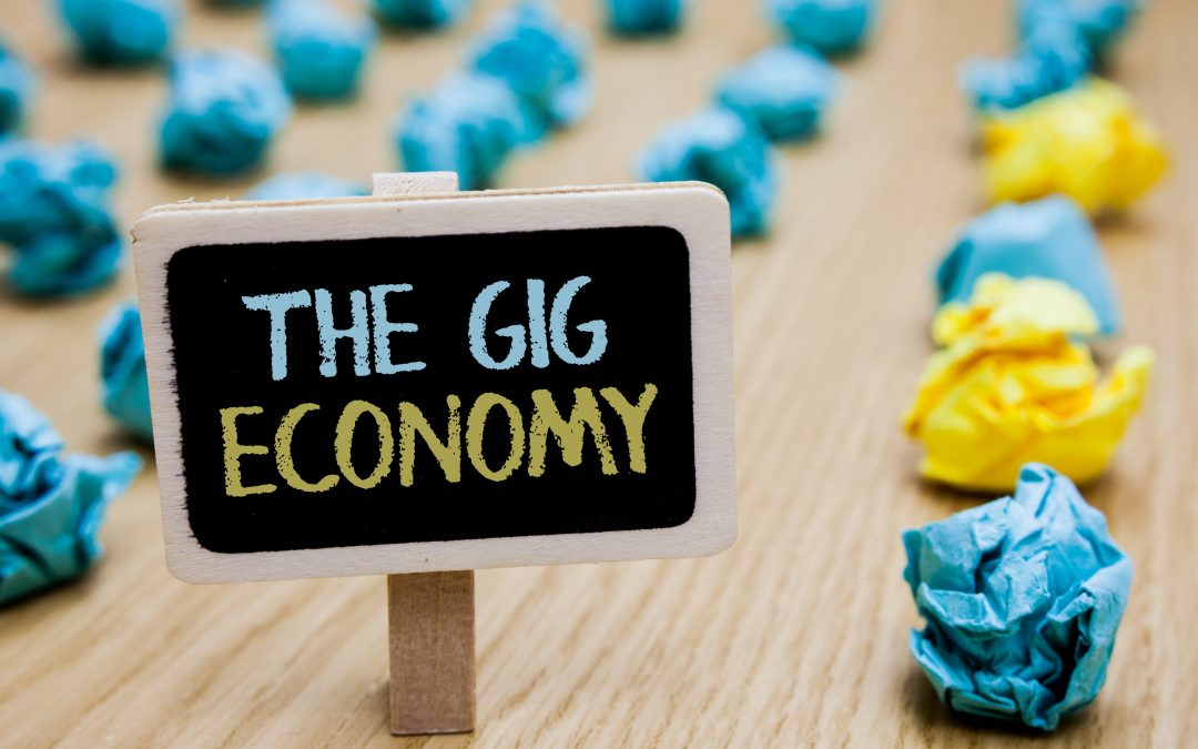Benefits for gig workers key to long-term economic viability