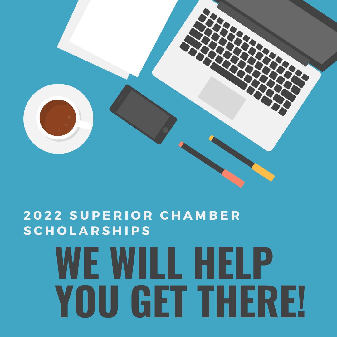 2021 Superior Chamber Scholarships